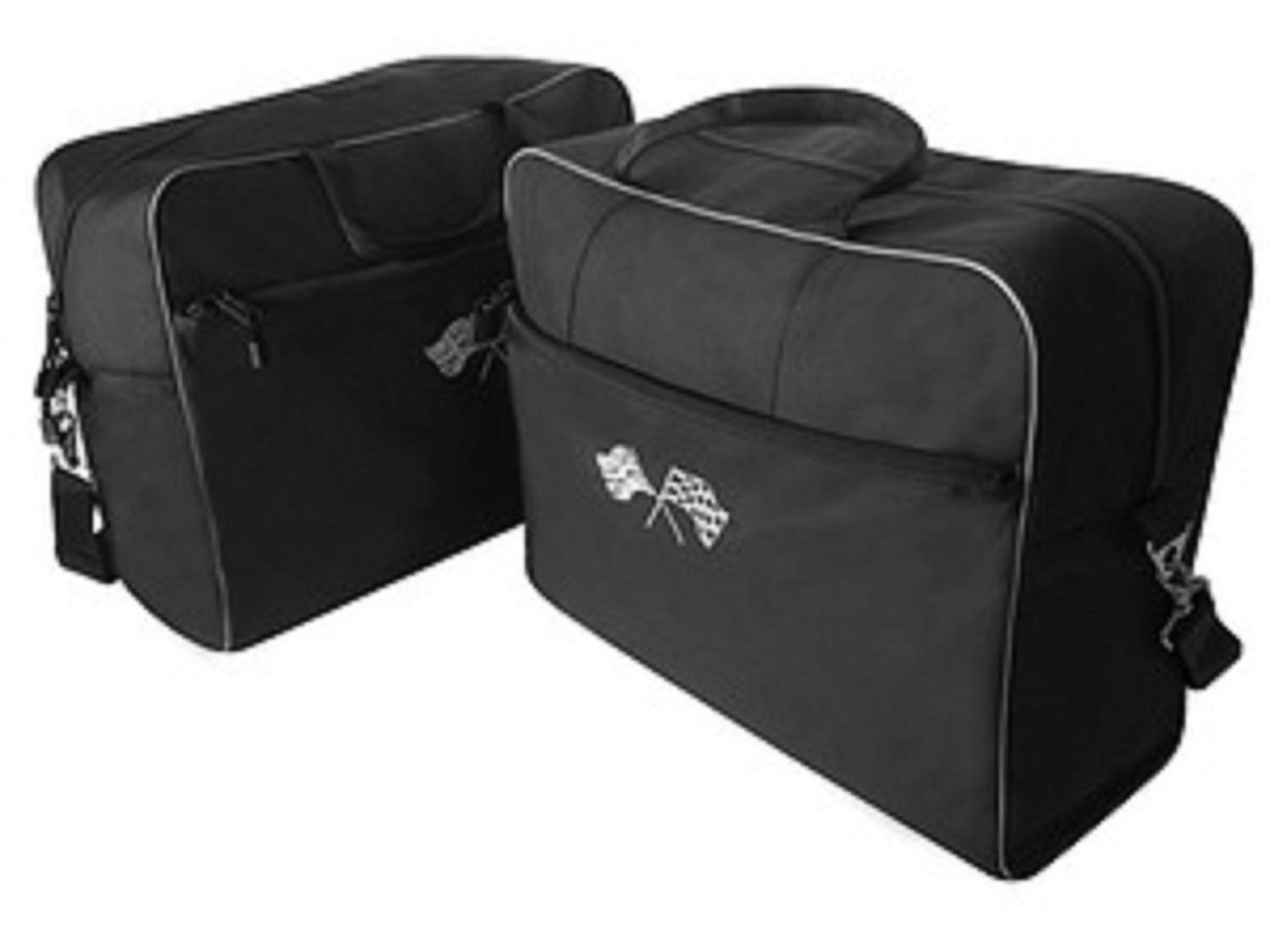 Amazon.com: MINI Cooper Convertible Luggage Bags (R52 R56 2004-present): Automotive