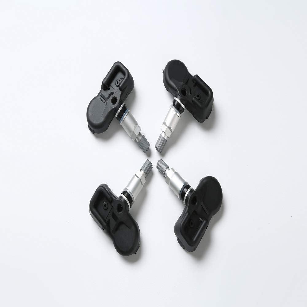 4-Pack Bremer 315Mhz Tire Pressure Sensor,TPMS Sensor 42607-33021,PMV-107J 315Mhz Tire Pressure Monitor Fit for Toyota Scion TPMS19 Lexus