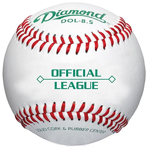 Diamond Sports 8.5-Inch Training Baseball (Dozen) ()
