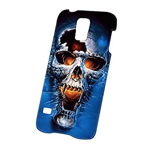 Case Fun Samsung Galaxy S5 (i9600) Case - Ultra Slim Version - Horrid Skull