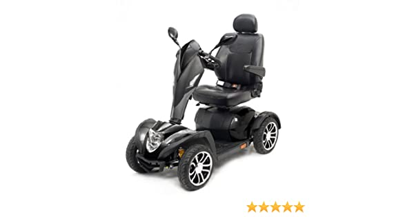 Cobra GT4 Heavy Duty Power Mobility Scooter, 20