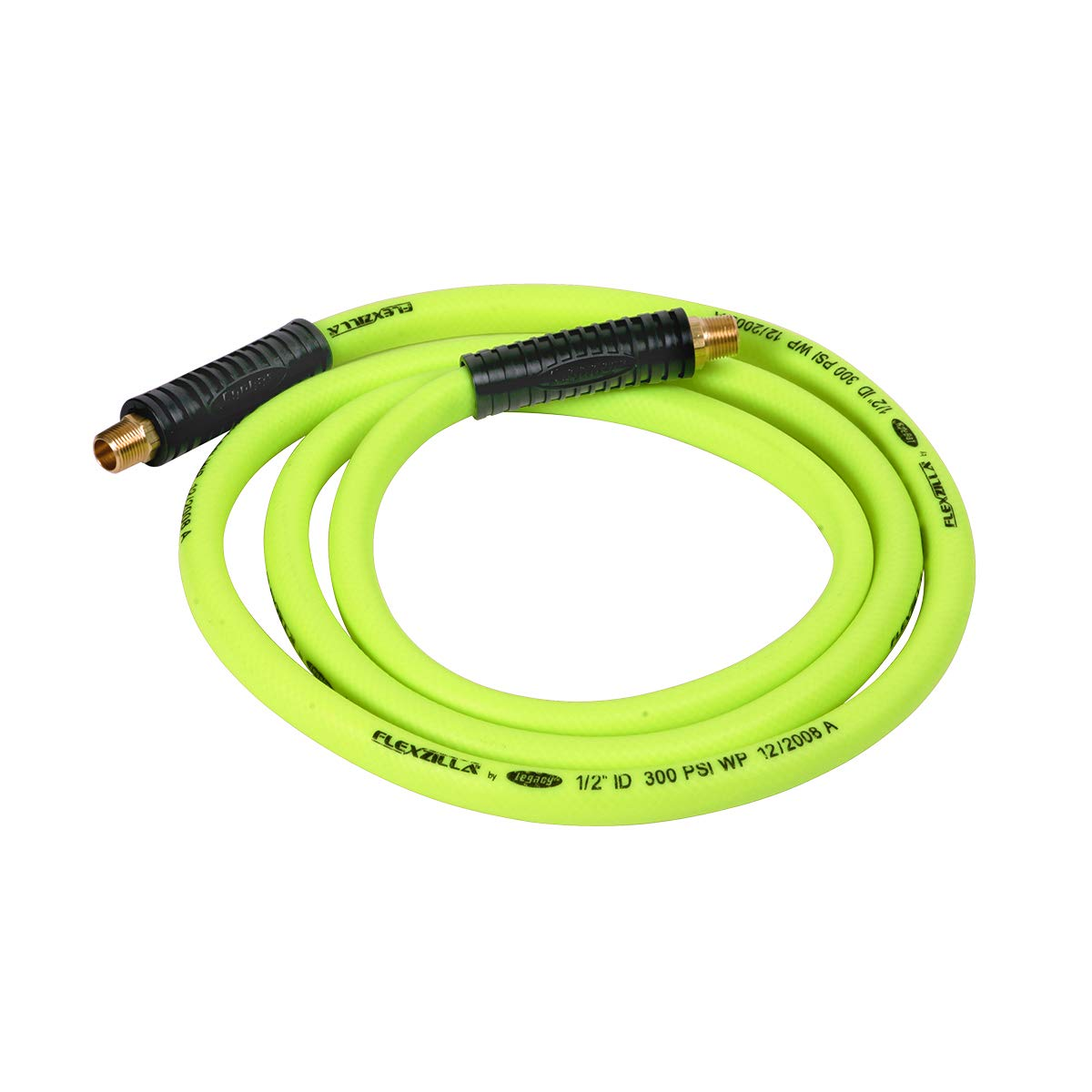 Manguera neumatica : Flexzilla Swivel Whip Air Hose 1 (P1LU)