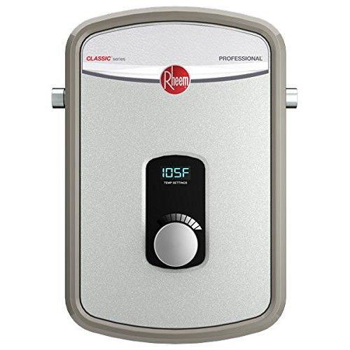 Rheem Electric Water Heater (Rheem RTEX-11 240V Heating Chamber Residential Tankless Water Heater)