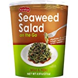 Japanese Delight Seaweed Salad On The Go, Miso & Hijiki, 0.97 Ounce (Pack of 6)