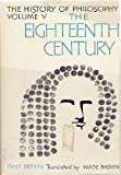 The Eighteenth Century, Emile Brehier, Wade Baskin, 0226072274