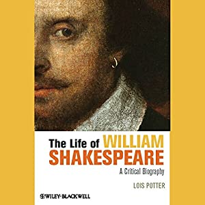 The Life of William Shakespeare Hörbuch