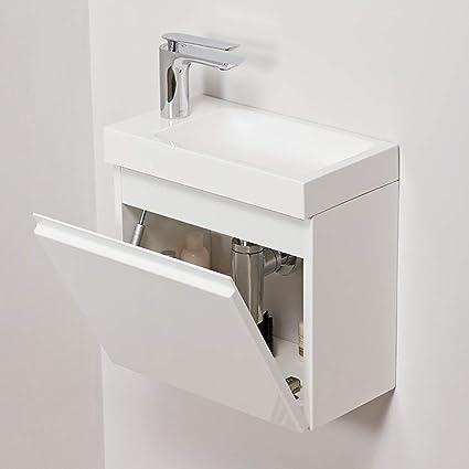 Kleines Waschbecken mit Unterschrank Kompakt