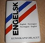 English/Norwegian/English Pocket Dict...