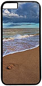 Beach Sea Retro Vintage Design iPhone 6 (4.7 inch) Hard Shell Case Cover by iCustomonline by mcsharks