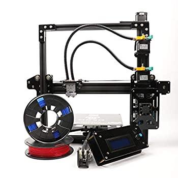 Image of 3D Printers HE3D EI3 DIY 3D Printer Kits Dual extruder 2 in 2 Out, 200X200X200mm Printing Size