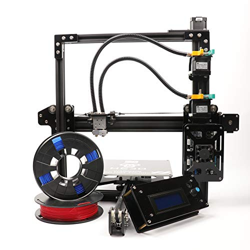HE3D EI3 DIY 3D Printer Kits Dual extruder 2 in 2 Out, 200X200X200mm Printing Size