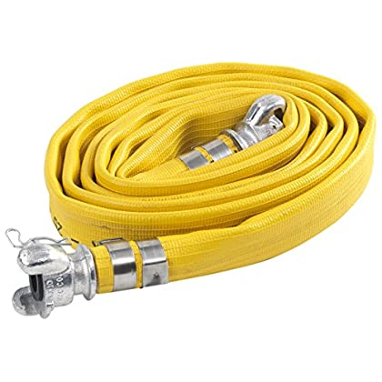 Image of Air-Spade HT111 1-Inch ID by 25-Feet Lightweight Air Supply Hose Hoses