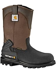Carhartt Boots Mens 11 Inch CSA Wellington Steel Toe