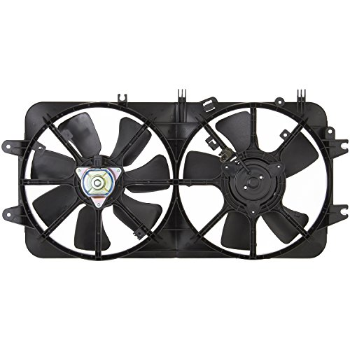 (Spectra Premium CF21001 Dual Radiator Fan Assembly)