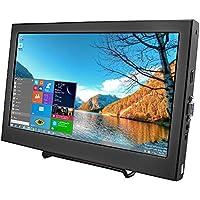 Elecrow 11.6 Inch 1920X1080 HDMI PS3 PS4 WiiU Xbox360 1080P LED Display Moniter for Raspberry Pi 3 2 1 Model B B Plus Windows 7 8 10 System Home Office Black