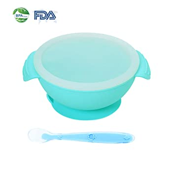 Skid-proof Suction Pad Cutlery Slip sucker pad Prevent Spilled Bowl for Baby