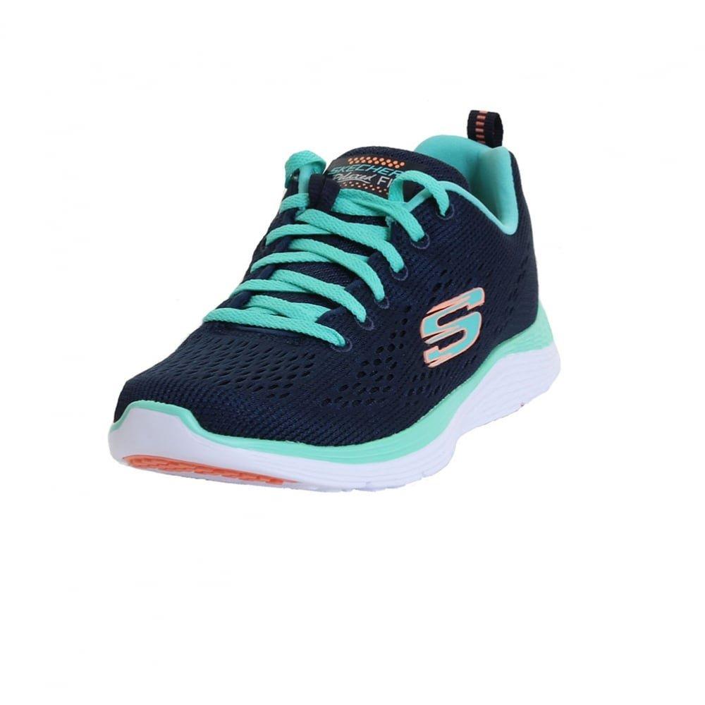 Buy Skechers Women's Valeris Navy/Aqua