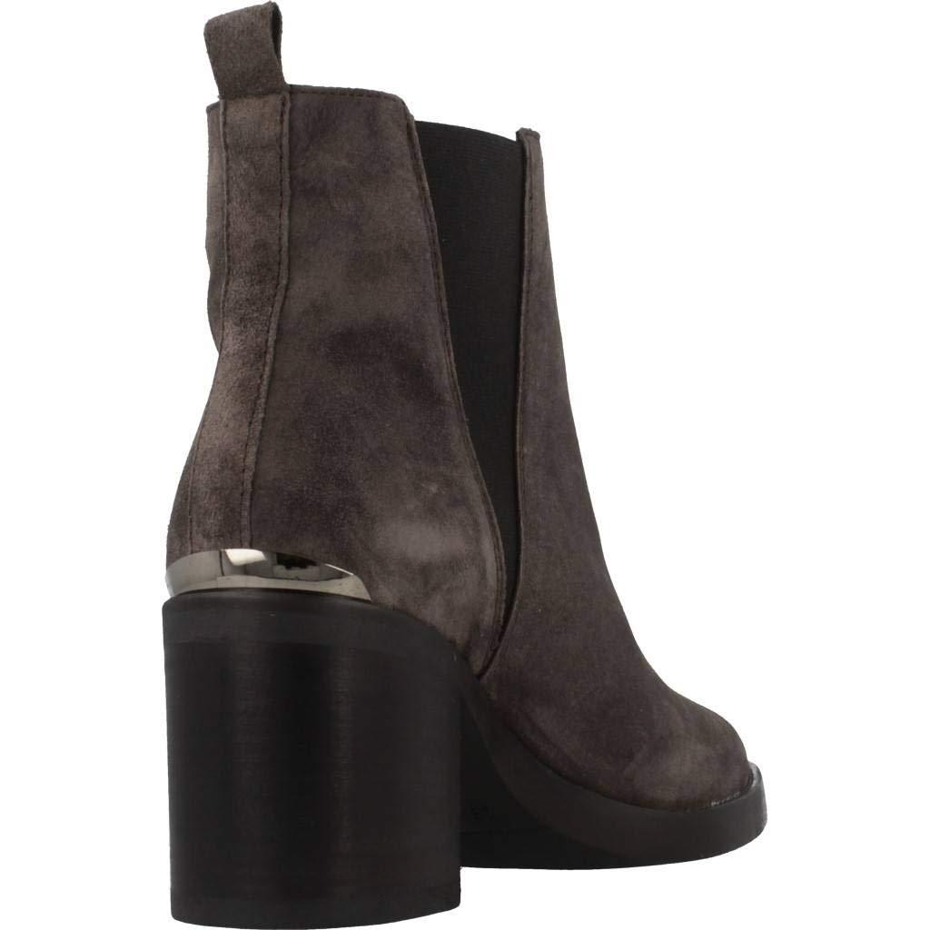 ALPE Stiefelleten Stiefel Damen Farbe Grau Marke Modell Stiefelleten Stiefelleten Stiefelleten Stiefel Damen 3531 11 Grau 7c07b6