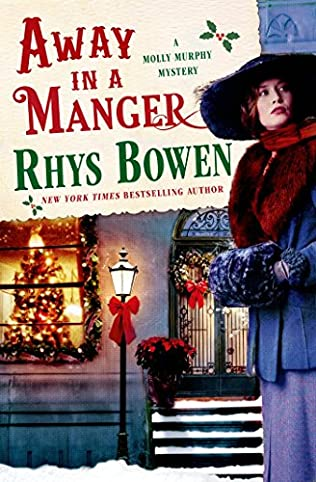 book cover of Away in a Manger