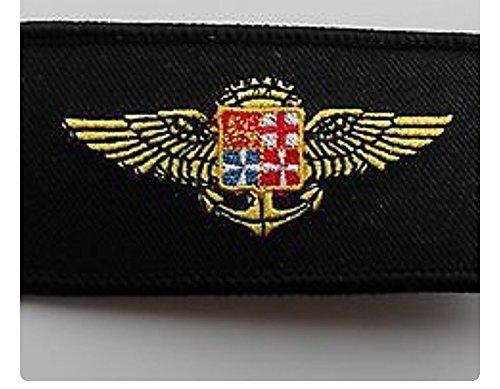 Patch brevetto Piloto Marina Militar para Chándal de Volo parche ...