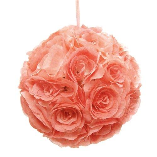 Homeford FPF0250229CO Pomander Flower Balls Wedding Centerpiece, 10