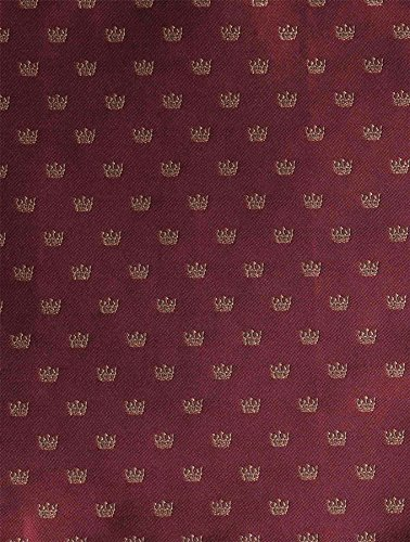 Paisley of London, Boys Royal Burgundy Crown Tie, One Size by Paisley of London (Image #1)