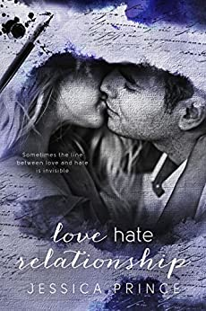 Love Hate Relationship (a Colors novel) by [Prince, Jessica]