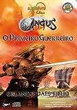 img - for Angus I. O Primeiro Guerreiro - Audiolivro (Em Portuguese do Brasil) book / textbook / text book