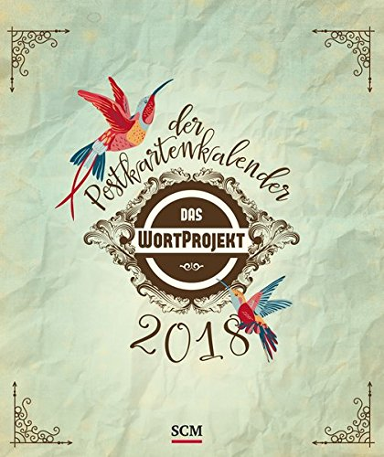 Das WortProjekt: Der Postkartenkalender 2018