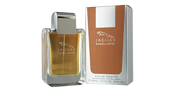 Jaguar excellence men eau de toilette 100 ml: Amazon.es: BuysVip
