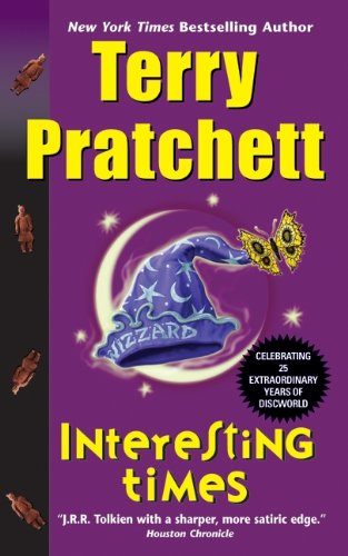 Interesting Times: A Novel of Discworld