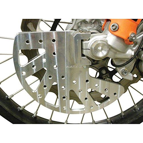 Flatland Racing Front Disc Guard - Fits: KTM 690 Enduro 2008-2017