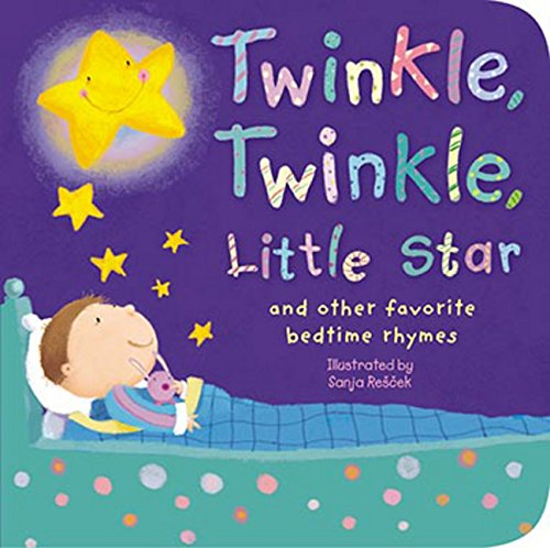 Nursery Sing Rhymes - Twinkle, Twinkle, Little Star: And Other Favorite Nursery Rhymes (Padded Nursery Rhyme Board Books)
