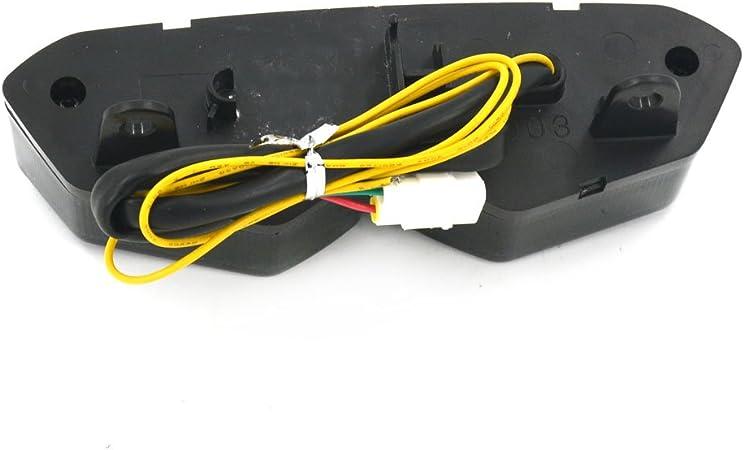 Un Xin LED fanale Posteriore Freno Posteriore indicatore di direzione fanale Posteriore per Yamaha YZF R6/2003/ /2005/YZF R6S 2006/ /2008