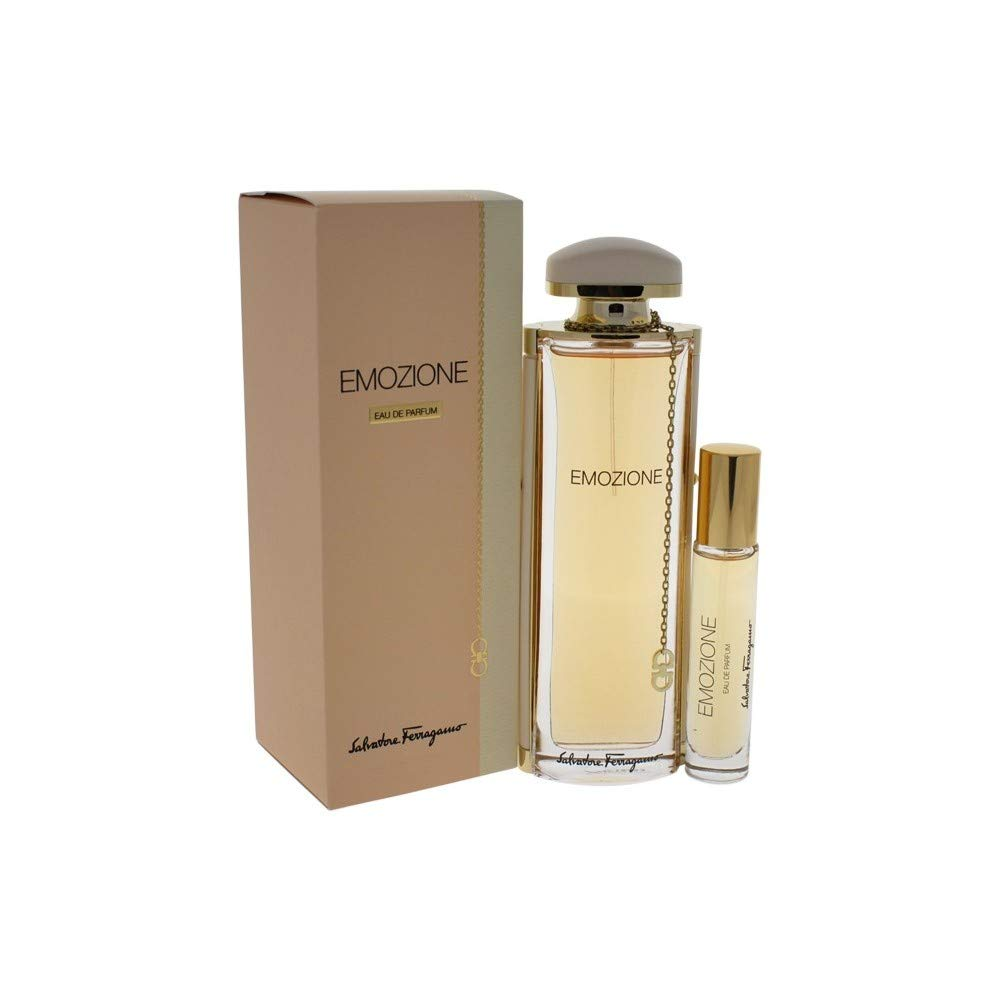 Salvatore Ferragamo 2 Piece Emozione Eau de Parfum Spray Gift Set for Women