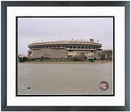 Pittsburgh Pirates Three Rivers Stadium (Pittsburgh Pirates Three Rivers Stadium MLB Photo (Size: 26.5