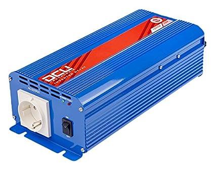 DCU 374012600M 12V//230V, 600 W, onda modificada Inversor
