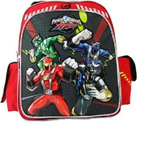 Medium Backpack - Power Rangers - RPM Toddler School Backpack