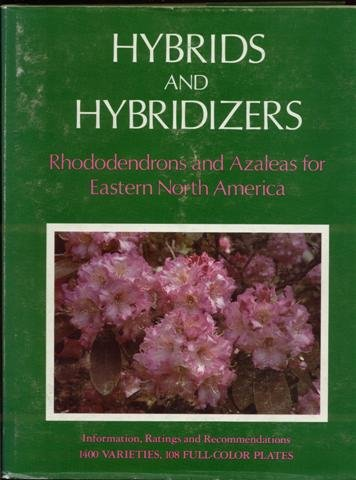 ers: Rhododendrons and Azaleas for Eastern North America ()