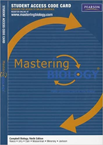 Amazon masteringbiology standalone access card for masteringbiology standalone access card for campbell biology mastering biology access codes 9th edition fandeluxe Image collections