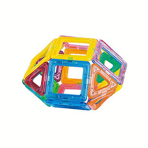 Lightahead Magnetic Construction Educational Stacking