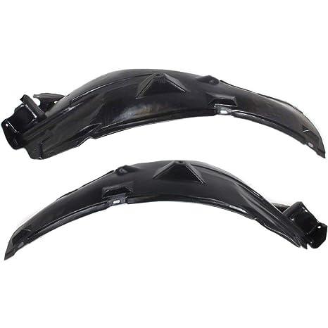 AM Left,Right Pair Splash Shield For Nissan Sentra