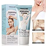 Underarm Whitening Cream, Lightening Cream, Natural Skin Bleaching Cream with Vitamin C Effective