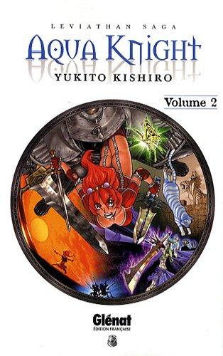 Aqua Knight, Tome 2 (French Edition)