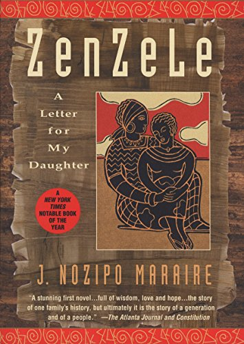 (Zenzele: A Letter for My Daughter)