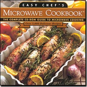 The Best Easy Chef's Microwave Cookbook- - Your Microwave Oven is one of the most powerful tools in your kitchen. Why not use it for more than re-heating leftovers and popping popcorn? This cooking software has all the great recipes,information, tips and tricks to create delicious meals in minutes that taste like they took all day! Your Microwave Oven is one of the most powerful tools in your kitchen. Why not use it for more than re-heating leftovers and popping popcorn? Thi