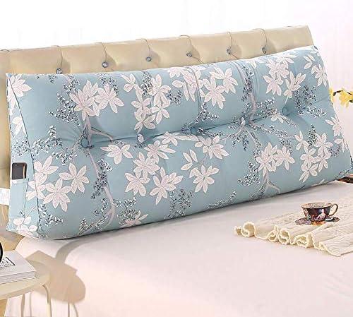 XZ Positionnement moderne Oreiller, lecture oreiller, Tatami Lit Soft Bag Grand lit oreiller,B,180 * 20 * 50 cm (71 * 8 * 20 pouces)
