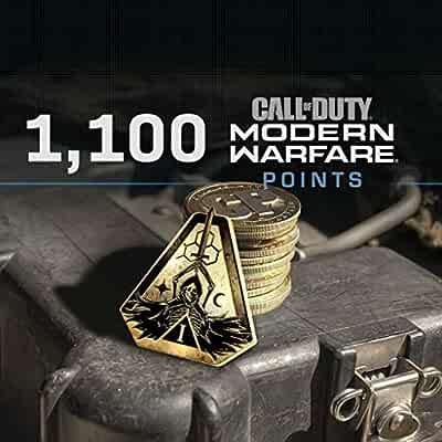 Amazon.com: Call of Duty: Modern Warfare - COD Points