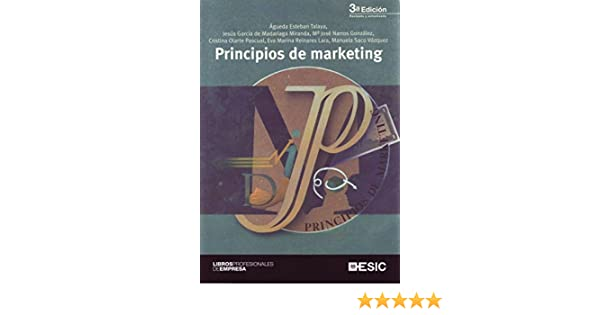 Principios de marketing eBook: Águeda Esteban Talaya: Amazon.es: Tienda Kindle