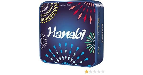 Hanabi (nueva version): Amazon.es: Juguetes y juegos